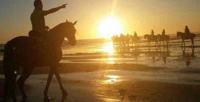 5 lugares del mundo grandiosos para montar a caballo