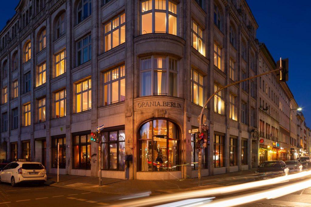 Hotel Orania Berlín: una combinación de arte, cultura y el delicioso pato. 1