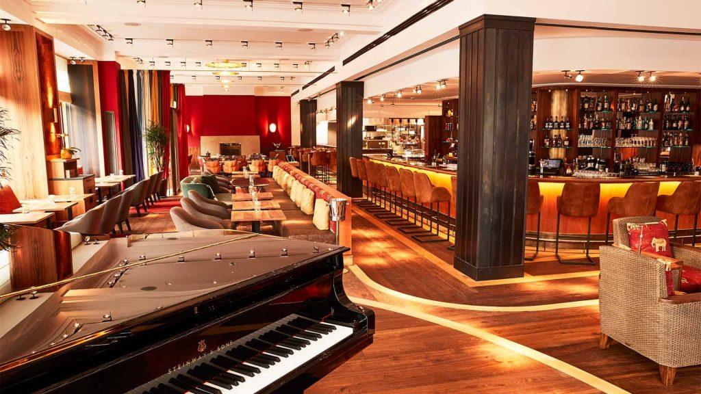 Hotel Orania Berlín: una combinación de arte, cultura y el delicioso pato. 2