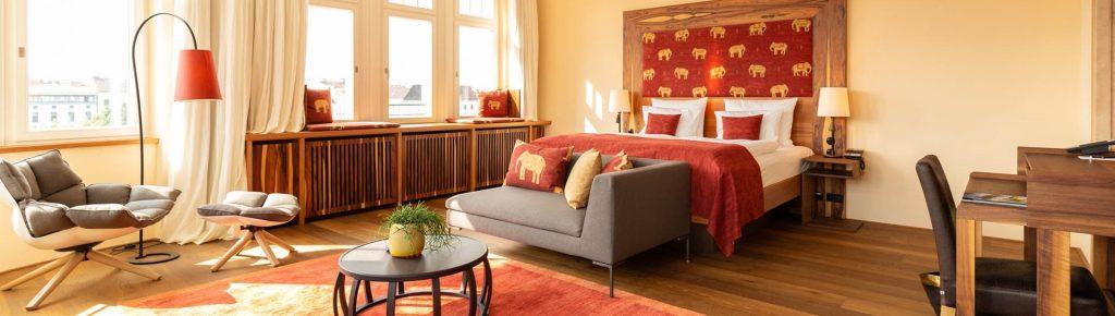Hotel Orania Berlín: una combinación de arte, cultura y el delicioso pato. 3