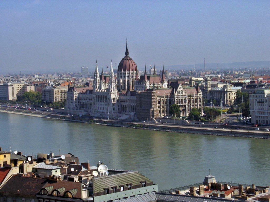 Viajar a 3 ciudades, 3 países, alrededor del Rio Danubio: Viena, Bratislava y Budapest 4