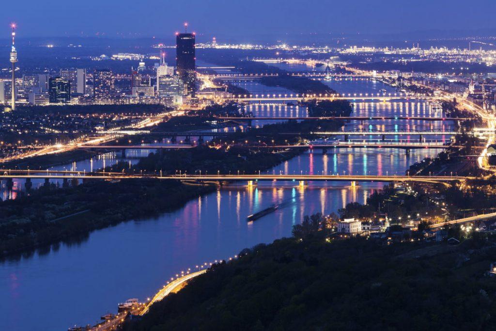 Viajar a 3 ciudades, 3 países, alrededor del Rio Danubio: Viena, Bratislava y Budapest 2