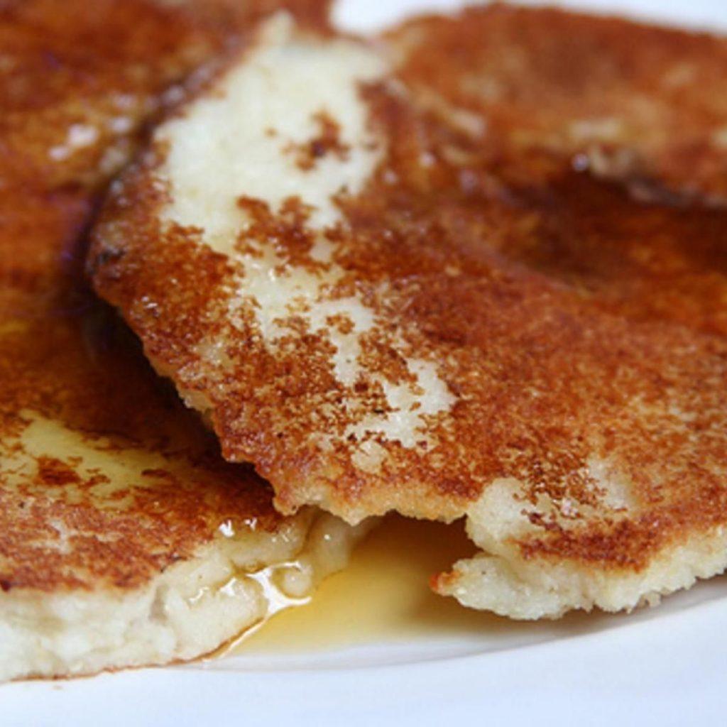 Conoce los jonnycakes un platillo tradicional de la isla de Rhode 1