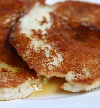 Conoce los jonnycakes un platillo tradicional de la isla de Rhode