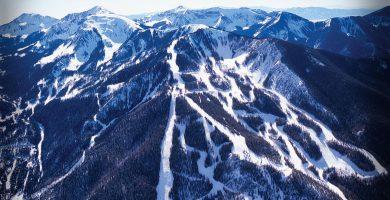 5 Estaciones de esquí infravaloradas de América del norte