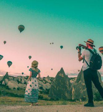 Pasos para planificar un viaje en pareja