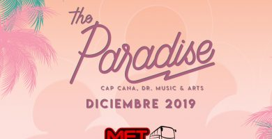 """Nuevos anuncios sobre el festival """"The Paradise Music & Arts"""" en República Dominicana"""