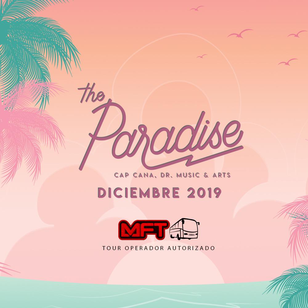 """Nuevos anuncios sobre el festival """"The Paradise Music & Arts"""" en República Dominicana 1"""