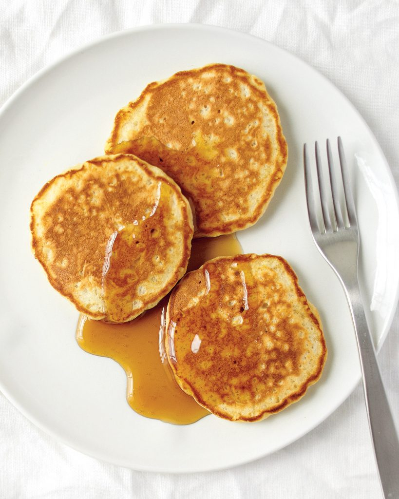 Conoce los jonnycakes un platillo tradicional de la isla de Rhode 2