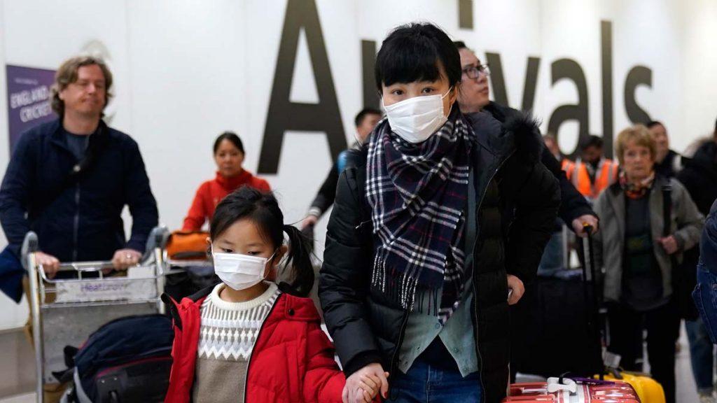 Debido al coronavirus los viajes a China quedan prohibidos 1