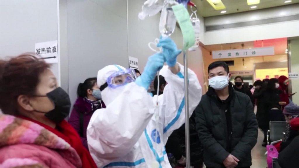Debido al coronavirus los viajes a China quedan prohibidos 2