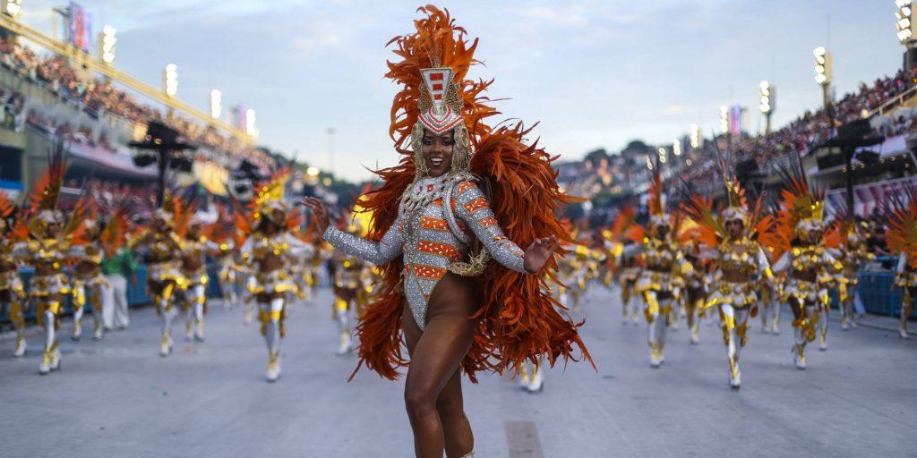 Los 7 carnavales del mundo más entretenidos 1