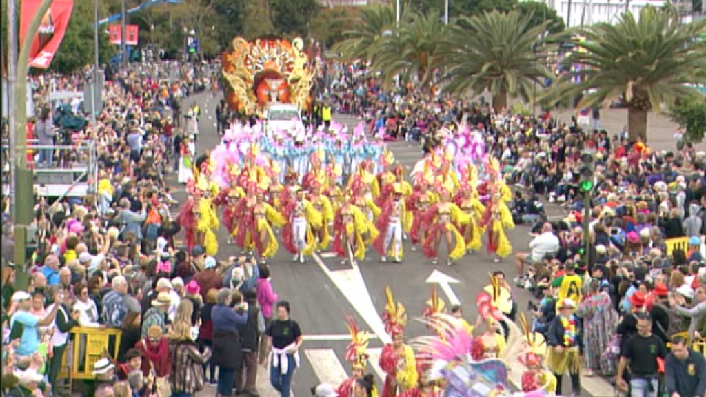 Los 7 carnavales del mundo más entretenidos 2