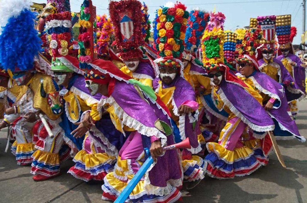 Los 7 carnavales del mundo más entretenidos 3