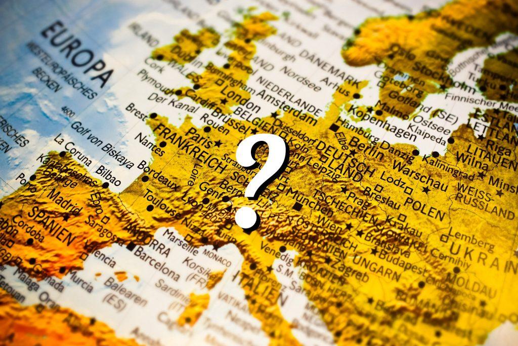Viajar por Europa por primera vez: Algunos consejos 3