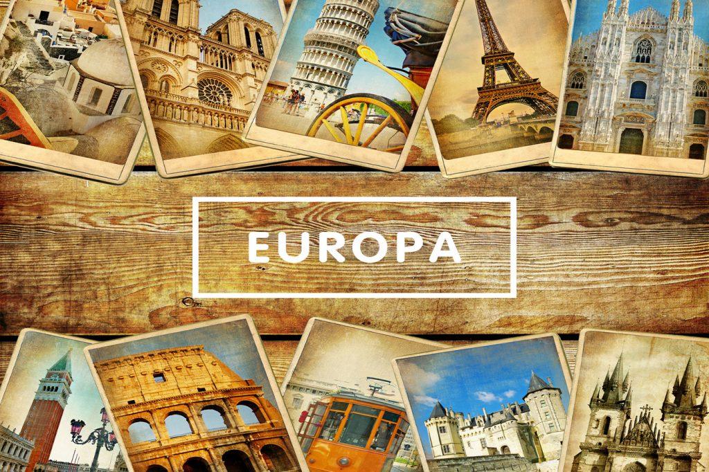 Viajar por Europa por primera vez: Algunos consejos 1