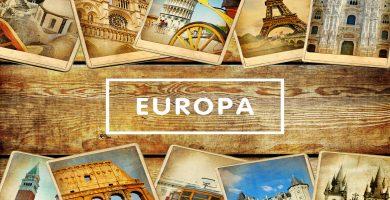 Viajar por Europa por primera vez: Algunos consejos